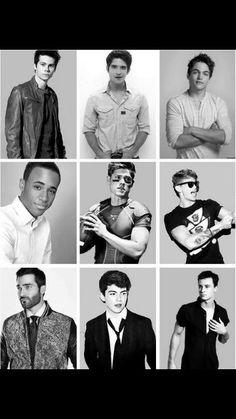 Teen Wolf Cast!