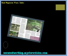 Wood Magazine Plans Index 103615   Woodworking Plans And Projects!