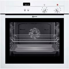 Neff B14M42W3GB Electric Built-In Single Oven White