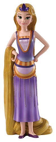 Couture de Force Disney Art Deco Princess Rapunzel Tangled Figurine 4053352 New ** For more information, visit image link.