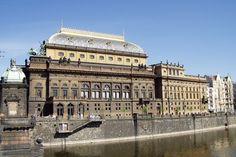 Česko, Praha - Národní divadlo