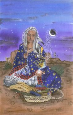 Waning Moon Ritual for Letting Go  (Facebook page)