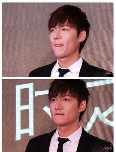 Lee Min Ho <3 [Everytime I see his new haircut I fangirl inside]
