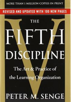 The Fifth Discipline: The Art & Practice of the Learning Organization di Peter M. Senge http://www.amazon.it/dp/0385517254/ref=cm_sw_r_pi_dp_L5Iwvb0R4674D