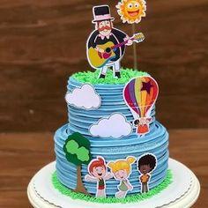 Birthday Parties, Birthday Cake, Cupcakes, Drip Cakes, Baby Hacks, Lucca, Bento, Birthday Decorations, Cake Toppers