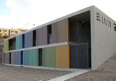 2009 Edificio dotacional en el barrio de El Lasso, Las Palmas de Gran Canaria