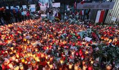 2015-11-15: People of Poland hold mass rally for victims of Paris attacks.