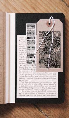 Moleskine 03, #017 by Rebecca Blair