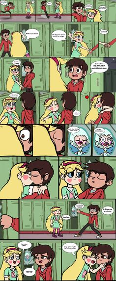 That Emotion Sickness scene Starco Style by WaRrior9100.deviantart.com on @DeviantArt