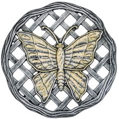Butterfly Stepping Stone. #steppingstone #garden #butterfly. #ad