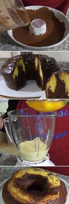 """Solo necesitas una LICUADORA para hacer la mejor TORTA DE LECHE CONDENSADA Y CHOCOLATE! """"Fácil, rápida y deliciosa. #tortalechecondensada #tortachocolate #chocolaterecipes #chocolatecake #lechecondensada #licuadora #facil #deliciosa #receta #recipe #casero #torta #tartas #pastel #nestlecocina #bizcocho #bizcochuelo #tasty #cocina #chocolate Si te gusta dinos HOLA y dale a Me Gusta MIREN"""