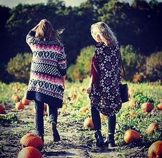 Adorable fall sweaters