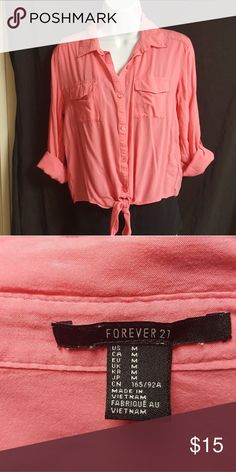 Forever 21 Top Size M Great condition. Size Medium. Forever 21 Tops Blouses