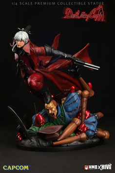 Devil May Cry Gaming Legends Statue 1/4 Dante 53 cm