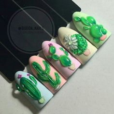 The Best Nail Art Designs – Your Beautiful Nails Cute Nail Art, 3d Nail Art, Nail Arts, Cute Nails, 3d Acrylic Nails, 3d Nails, Stylish Nails, Trendy Nails, Manicure