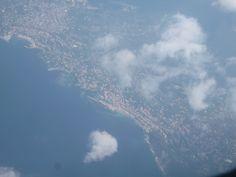 """Camogli, """"Air Dolomiti"""" Genova→Munich (Luglio)"""