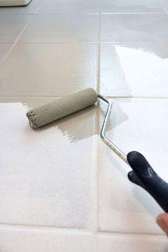 92 best painting tiles images painting bathroom tiles diy rh pinterest com