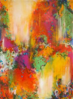 Luscious. Christine Soccio. May have already pinned this but the colours!  The colors on this are amazing!