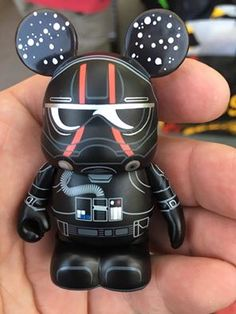 A Second Star Wars: The Force Awakens Variant Vinylmation Discovered