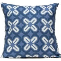 C's & X's - Navy Pillow