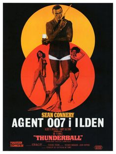 Bond poster  via All Things 007
