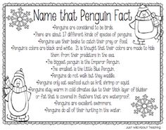 Just Wild About Teaching: Playful Penguins Craft!