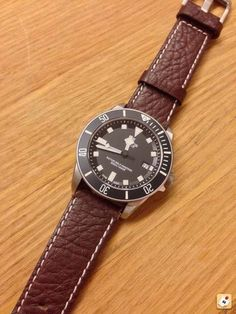I have a Pelagos due to arrive any moment and I'm curious if any of you are wearing it on leather? I know the bracelet is superb and the dive strap w/i Tudor Pelagos, Club, Pure Products, Watches, Leather, Accessories, Clock, Wristwatches, Clocks