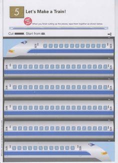 kniplesje trein