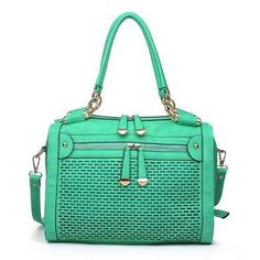 Urban Expressions Handbags Mattie Mint Green Tote Bag 10341 - On SALE $69 + FREE SHIPPING at: www.bagmadness.com  #urbanexpressionshandbag #urbanexpressionsbag #bagmadness #minthandbags #mintbags #mintpurses #veganhandbags #veganbags #veganpurses #2014trends #2014fashionweek #2014fashion