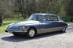 1967 Citroen DS21 Pallas