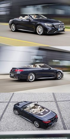 Mercedes-AMG S65 Cabriolet revealed with breathtaking looks