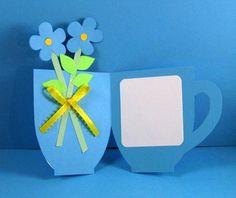 3 Eco-Friendly Tea Cup carte da lei s disegni di shesbattydesigns
