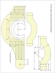 Pantorouter templates