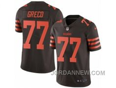 http://www.jordannew.com/mens-nike-cleveland-browns-77-john-greco-limited-brown-rush-nfl-jersey-discount.html MEN'S NIKE CLEVELAND BROWNS #77 JOHN GRECO LIMITED BROWN RUSH NFL JERSEY DISCOUNT Only $23.00 , Free Shipping!