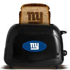 New York Giants ProToast Elite Toaster  #UltimateTailgate #Fanatics