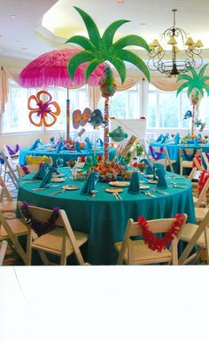 Bar & Bat Mitzvahs, Corporate Events, Theme Parties, Holiday Parties & More! Hawaiian Birthday, Luau Birthday, Hawaiian Luau, Hawaiian Parties, Hawaiian Theme, Birthday Parties, Luau Theme Party, Party Party, Beach Party