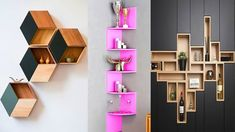DIY ROOM DECOR Top 25 Simple Crafts Life Hacks 🔥 5 Minutes Crafts Ideas at Home - Decoration landscaping architectural and artistic designs & decoration videos Diy Simple, Simple Crafts, Simple Girl, Diy Crafts, Home Decor Hacks, Easy Home Decor, Diy Wall Decor, Bedroom Decor, Bedroom Boys