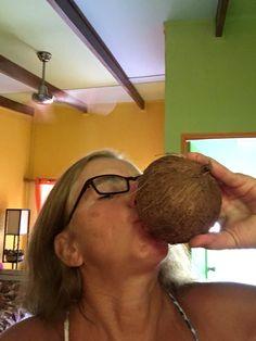 Real coconut milk Coconut Milk