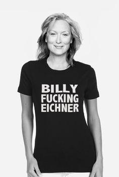 Meryl Streep - Billy !#$*# Eichner