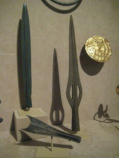 Copper Alloy Spearheads | Flickr - Photo Sharing!