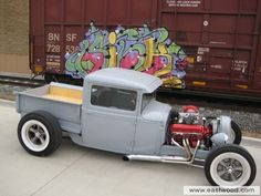 '31 Ford Hot Rod- Eastwood Car of the Month December 2010