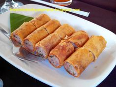 Fried Chicken for the Soul.: Alex III: LUMPIANG SHANGHAI!