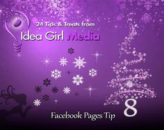 """Use applications on your Facebook Page to provide """"fan candy"""" & resources that help tell your brand story.  {There are many easy options nowadays & lots of opportunities to make this FUN!} http://www.facebook.com/ideagirlmedia  #FacebookPages #FacebookMarketing #FacebookTips #socialmedia #socialmediamarketing #socialmediatips"""