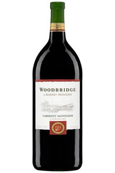 Woodbridge Robert Mondavi Cabernet-Sauvignon 2013 #vinrouge
