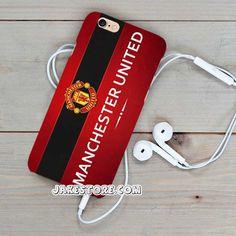 Manchester United MU Logo Team iPhone Case 4 4s 5 5s 5c 6 6s Plus Hardcase