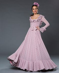 Spanish Dress Flamenco, Flamenco Skirt, Flamenco Dresses, Flamenco Costume, Pin Up, Frill Dress, Argentine Tango, Simple Dresses, Belly Dance