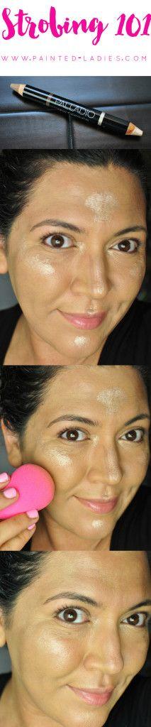 Strobing Makeup Tutorial