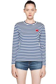 2e837db3bdb6 COMME DES GARCONS PLAY Sailor Shirt