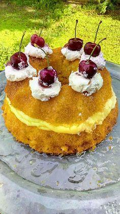 Μπαμπάς υπέροχος !!!! ~ ΜΑΓΕΙΡΙΚΗ ΚΑΙ ΣΥΝΤΑΓΕΣ Cheesecake, Pudding, Cooking, Breakfast, Desserts, Food, Kitchen, Morning Coffee, Tailgate Desserts