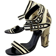 New Sale Online Real Pre-owned - Leather heels Tibi Outlet Discount Discount Best Wholesale yWPLlO8xSv